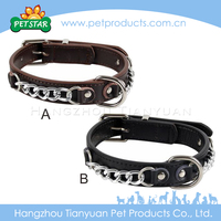 High Quality Cheap Durable Leather Dog Collar Pet Lead
