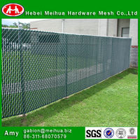 hot sale portable chain link fence panel/chain link fence gates