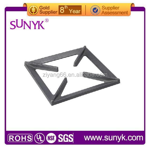 european cooktops gas equipment cast iron grill