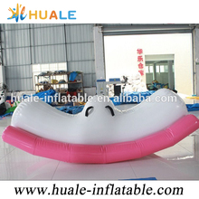 Water Toy inflatable water seesaw for kids and adults
