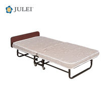 Rollaway Hotel Extra Folding Guest Bed with Foam Mattress DJ-PQ09