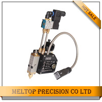 hot melt glue strip spray gun for sanitary pad making machine