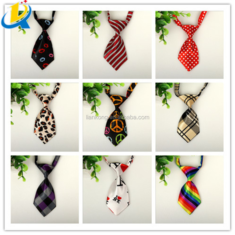 Wholesale cheap price funny pet dog tie