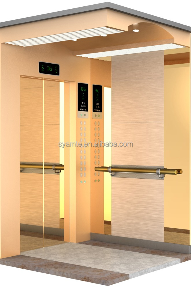 Stainless steel lifts elevator manufacture