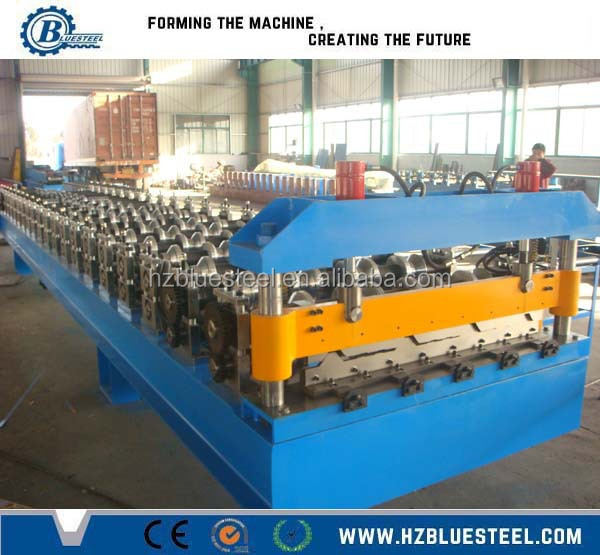Cheap High Capacity Roof Tile Sheet Making Machine, Sheet Metal Roofing Roll Forming Machine