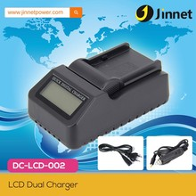 Professional China Power Supplier LCD Multi Battery Charger For Sony NP-F NP-FV NP-FP Camera Batteries