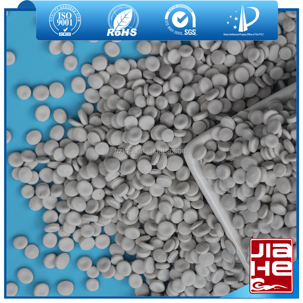 Plastic raw material CaCO3 /Calcium Carbonate Master Batch Filler Masterbatch For PE/PP Plastics