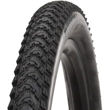 black bicycle tire 40-622 700X38C