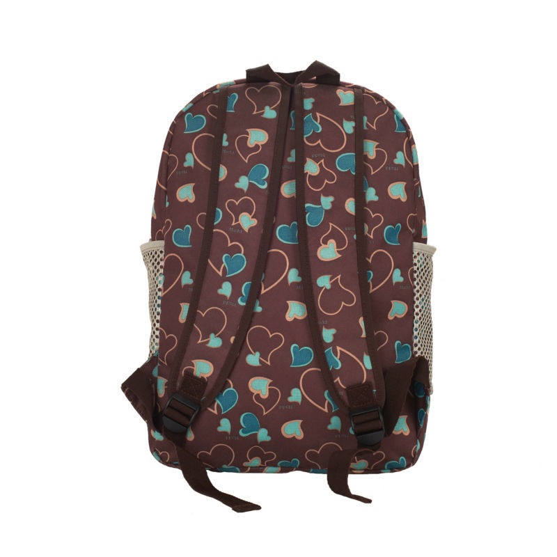 2015 durable 600D school backpack from china factory