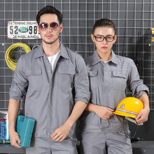 2018 new cheap safety coverall workwear uniforms / working coverall