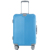 aluminum frame luggage ABS PC aluminum metal frame luggage aluminum luggage