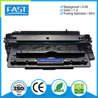 Wholesale black new compatible toner cartridge for HP