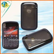 For Blackberry Bold 9900 TPU+PC combo mobile phone cover
