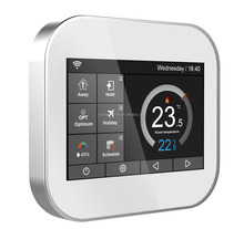 Fan Coil Touch Screen Room Thermostat Wifi available