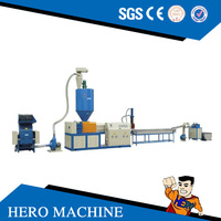 CE Standard e glass bottle recycle machine