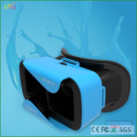 Vr box vrarle VR shinecon support 3D movies games for ios and android