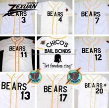 Custom Vneck Pullover bears baseball jerseys for team