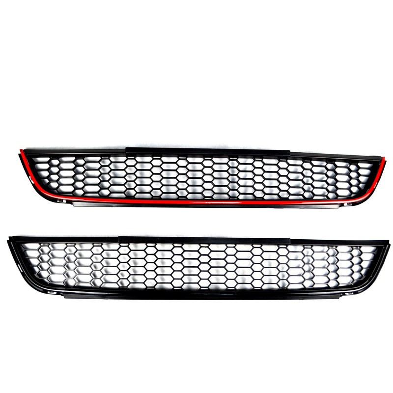 Lower Grille With Colored Line For New Jetta MK6 Sagitar