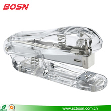 Wholesale popular clear acrylic stapler office supplies