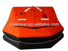liferaft for yacht