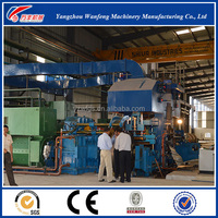 SS Reversible 4-hi Cold Rolling Mill for sale
