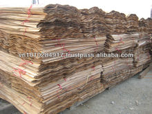 Acacia Eucalyptus core veneer 1270x640mm to make thickness 3mm plywood