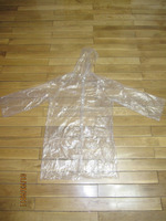 YunShang Disposable Rain Poncho,Raincoat