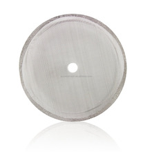 304 stainless steel coffee filter disc French Press Metal Coffee Filter mesh(factory)
