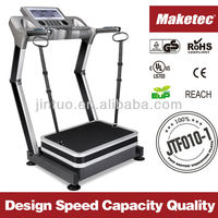 2014 New Crazy Fit Massage commercial gym use vibration plate with CE ROHS