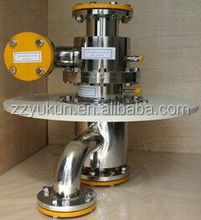 Booster turbine expander
