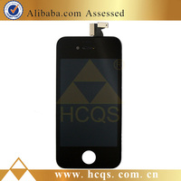 Low shipping cost For iphone 4 screen unlocked For iphone 4 lcd glass complete