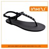 Hot sale Women Gender sandals and PVC Upper Material PVC JELLY SHOES