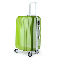 ABS PC factory price royal hand travel luggage