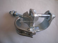 British type scaffolding clamp drop forged double coupler with best price