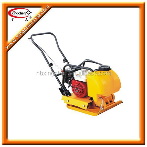 gasoline vibratory reversible plate compactor for sale