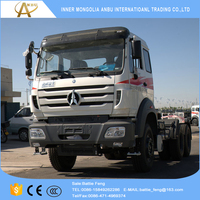 North Benz or BEIBEN Kenya special offer RHD Kenya tractor head truck