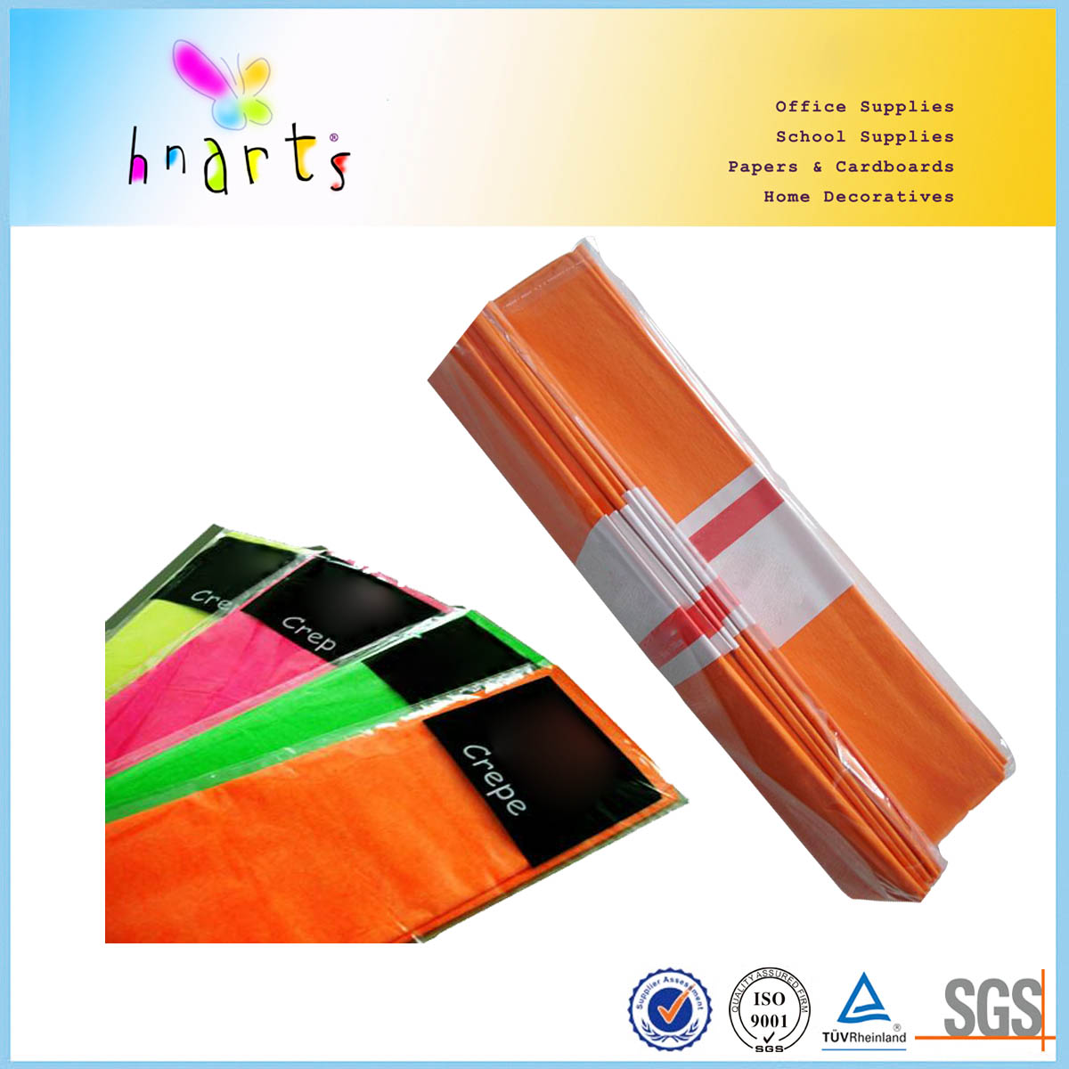 where to buy crepe paper sheets A4 crepe paper - 14 sheets  crepe paper folds (sheets)  what do customers buy after viewing this item best selling clairefontaine.