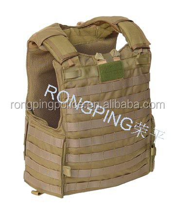 Ballistic vest soft body armor tactical vest