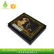 Luxury wooden classic toned musical jewelry box wooden gift packaging box