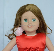 curly real doll hair wigs wholesale