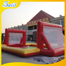 Manufacturer Sale Inflatable Soap Football Field
