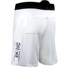 wholesale top quality judo shorts with your logo/customized mma shorts