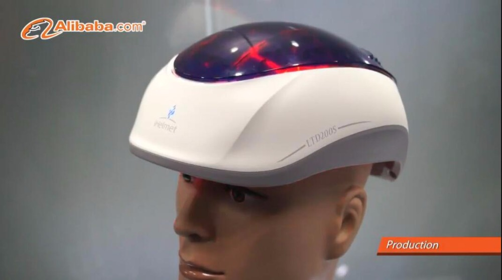 iHelmet Anti-hair Loss Cap, Laser Hair Growth Supplements