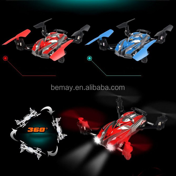 Jxd 389 2-in-1 Flying Car(road And Air Flight) 6 Axis 8 Channel ...