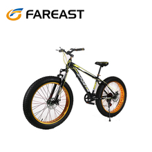 "new arrival 27 speeds Fat bike 26 inch 26x4.0"" Fat Tire Snow Bicycle"
