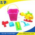 Interesting beach toy plastic sprinkler toy for kids