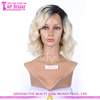 10 Inch Ombre Brazilian Glueless Full Lace Human Hair Short Wigs Brazilian Human Hair Bob Wig Full Lace Wig