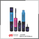 Shantou Cosmetic Plastic Makeup Packaging EYELINER+Mascara Dual purpose 1+2 Tube bottle Plastic Makeup PACKAGING