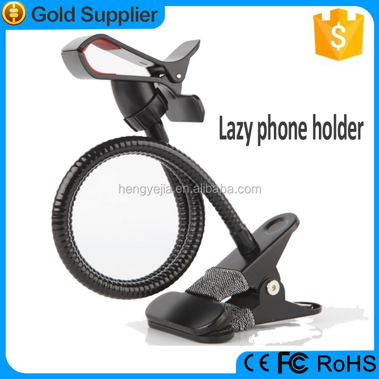 Wholesale lazy bracket long arms gooseneck desktop cell <strong>phone</strong> holder stand