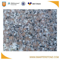 Most stable color and quality cloudy soft yellow granite